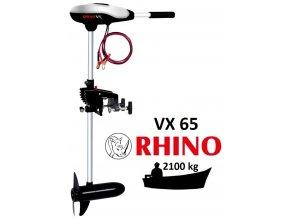 Lodní elektromotor Rhino VX 65