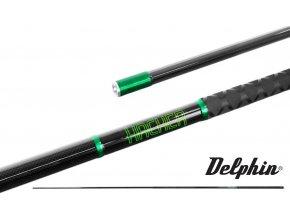 Podběráková tyč Delphin Hacker 210 cm