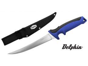 Filetovací nůž Delphin Ergono - čepel 17,5 cm