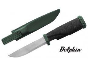 Nůž Delphin Nordis - čepel 11 cm