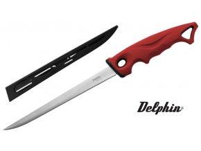 Filetovací nůž Delphin Mono - čepel 17,5 cm