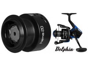Náhradní cívka Delphin Hexa