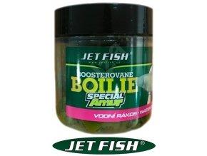 Jet Fish Special Amur boosterované boilies - Vodní rákos 20 mm/120 g