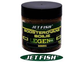 Jet Fish Legend Range boosterované boilie 20 mm/120 g