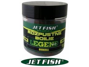 Jet Fish rozpustné boilies Legend Range 20 mm/150 g