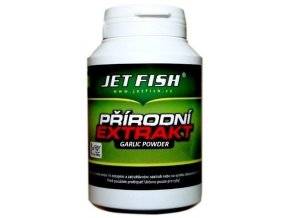 Jet Fish přírodní česnekový extrakt Garlic Powder 250 g