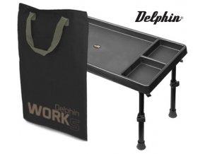 Delphin rybářský stolek Works