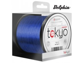Monofil Delphin TOKYO modrý 1 m