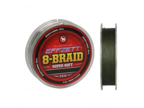 dam effzett 8 braid green