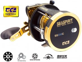 Tica multiplikátor Seaspirit SS 348, 458, 558