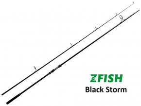 Zfish prut Black Storm