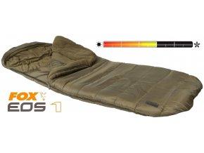 Spací pytel FOX EOS 1 Sleeping Bag