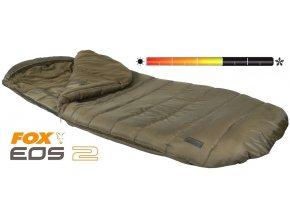 Spací pytel FOX EOS 2 Sleeping Bag