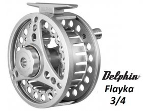 Delphin muškařský naviják Flayka #3/4