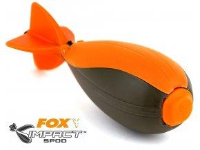 Zakrmovací raketa FOX Impact Spod