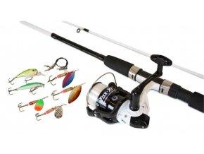 Přívlačový set SPORTS FISH - XPRO 2,10 m/10-40 g + příslušenství zdarma!