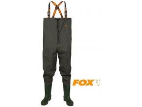 Prsačky FOX Lightweight Green Waders