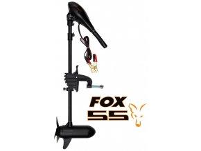 Elektromotor FOX 55lbs 3 Blade Prop
