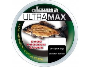Vlasec Okuma Ultramax Carp - Brown