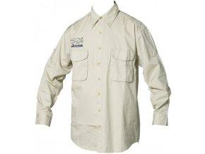 Pánská košile s logem Okuma