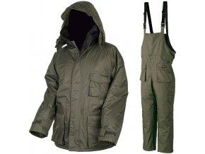 Zateplený oblek Prologic Comfort Thermo Suit Green 2 PCS