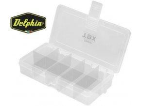 Krabička Delphin TBX One 162-10P - 162 x 86 x 35 mm