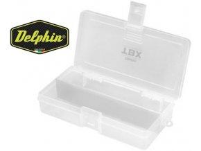 Krabička Delphin TBX One 162-2P - 162 x 86 x 35 mm