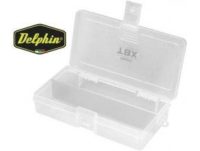Krabička Delphin TBX One 186-2P - 186 x 98 x 35 mm