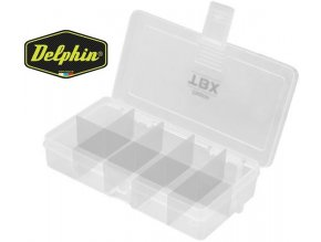Krabička Delphin TBX One 186-10P - 186 x 98 x 35 mm