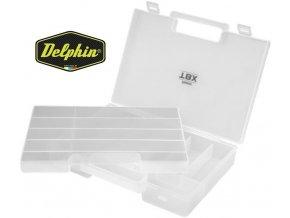 Krabička Delphin TBX One 225-15P - 225 x 155 x 45 mm