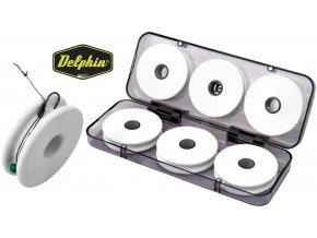 Krabička Delphin TBX Rig 220-6F Magnetic - 220 x 83 x 35 mm