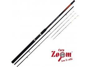 Carp Zoom prut Entrant Feeder EF 360 cm/60-120 g