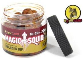 Extra Carp boilie v dipu Magic Squid 200 ml
