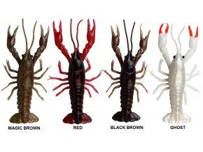 Umělé nástrahy Savage Gear 3D Crayfish 12,5 cm/ 15 g