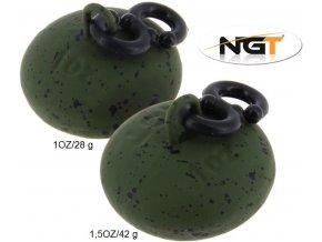 NGT Back Lead zátěže