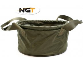 NGT míchací taška na krmení Deluxe Groundbait Bowl
