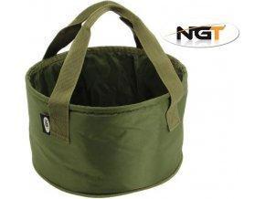 NGT míchací taška na krmení Supreme Groundbait Bowl
