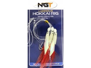 NGT mořský návazec Hookkai Rig Luminous 1