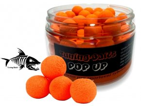 Tuning Baits plovoucí boilies Pop Up Broskev & Chilli 50g