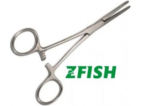 Zfish pean rovný Forceps Straight