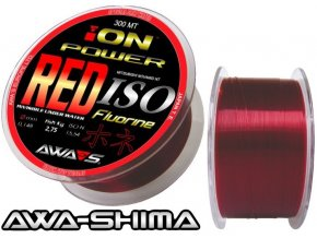 Vlasec Awa Shima ION POWER RED ISO Fluorine 300 m