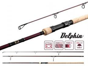Prut Delphin ETNA E3 Cork 270, 300, 330, 360, 390 cm