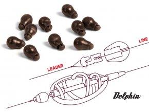Rychlovýměnný systém návazců Delphin Q-METHOD - 10 ks