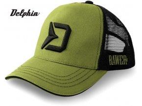 Rybářská kšiltovka Delphin RAWER Trucker