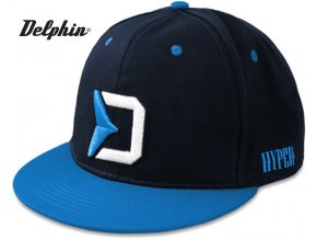 Rybářská kšiltovka Delphin HYPER Snapback