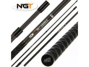 NGT podběráková tyč Specimen Dynamic Screw-Fix 2 m