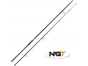 NGT spodový prut Profiler Spod Rod 12 ft/5,0 lb 2pc