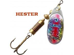 Hester Fishing rotační třpytka Ospray Rainbow Trout