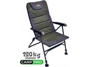 Carp Pro rybářské křeslo Carp Chair Standard