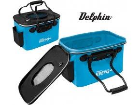 Gumová řízkovnice Delphin KEEPO 18,5 L